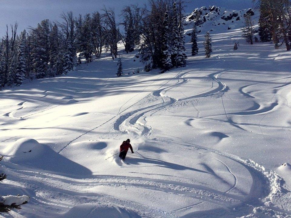 edited soldier ski area